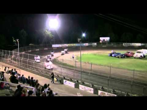 Dominic Scelzi 8/13/10 Super 600 Heat Race Plaza Park Raceway Visalia