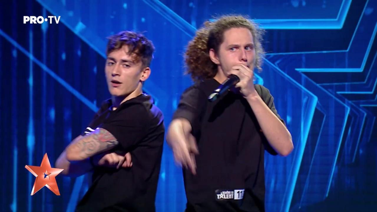 Românii au talent 2020: Iustin și Alexandru