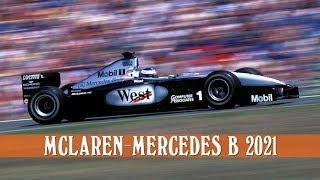 McLaren MERCEDES. Легенда возвращается