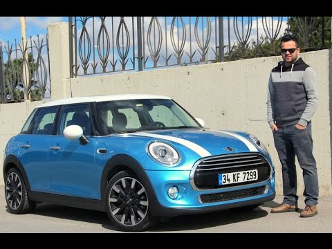 Test Mini Cooper 15 D 5 Kapı Youtube