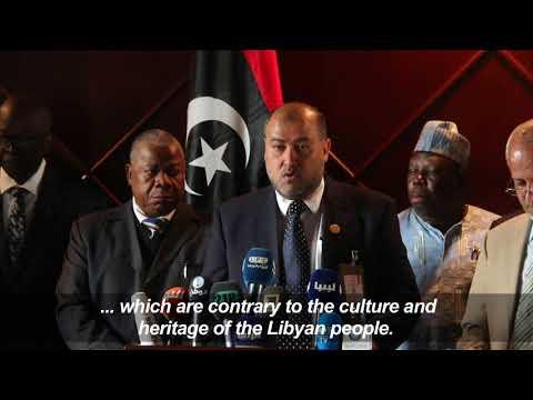 Libya to probe 'slave auction' footage