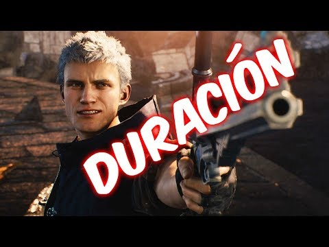 CONFIRMADA LA DURACIÓN DE DEVIL MAY CRY 5 thumbnail