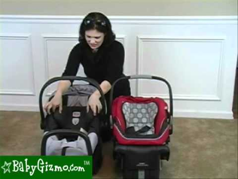 Baby Gizmo Britax B-Safe Infant Car Seat Review - YouTube