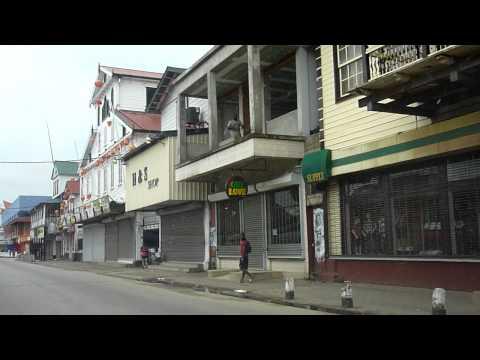 Waterkant Suriname