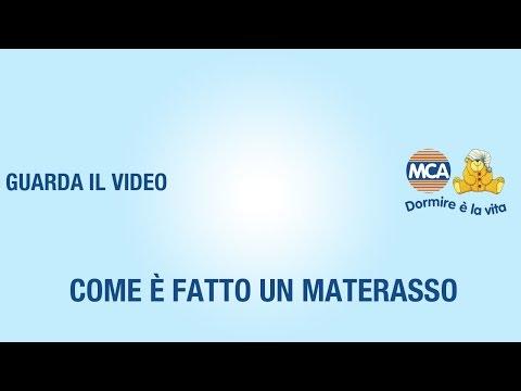 Materassi Mca.Morbidoso Topper In Memory H 5 Cm Materassi Mca