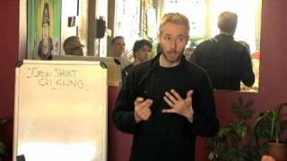 "Qicology "" Effects of Qi Kung on the Body"" cont.. Workshop Part 4 W/ David Donnelly"