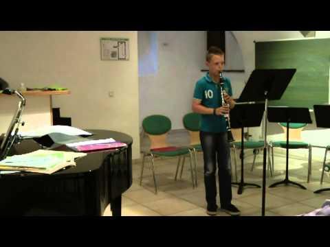 Erik Lemmens plays Locomotive Suite by Colin Cowles