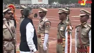 Independence day Parade Chhattisgarh Raipur.