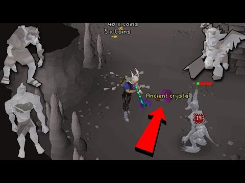 (INSANE LUCK) LOOT From 5 Hours Of Low LvL REVS (OSRS)