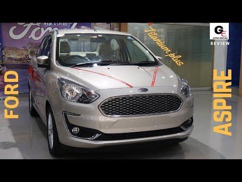 2018 Ford Aspire Titanium plus | detailed review | features | specs | price !!!!