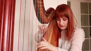 Someone You Loved - Lewis Capaldi (Harp Cover) Video