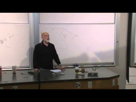 "Leonard Susskind | ""ER = EPR"" or ""What's Behind the Horizons of Black Holes?"" - 1 of 2"
