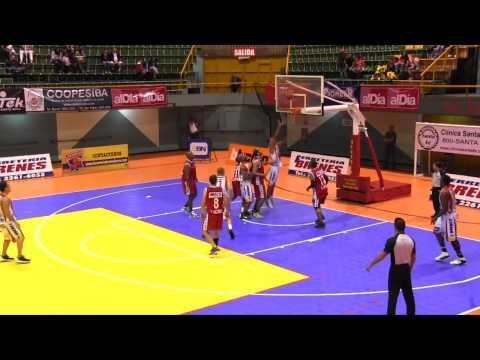 Ferretería Brenes Barva vs Liceo de Costa Rica, 18 setiembre 2011