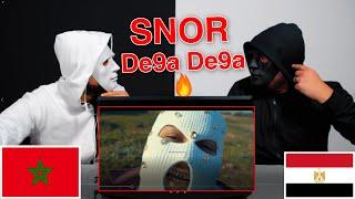 SNOR - De9a De9a / Egyptian Reaction 🇲🇦