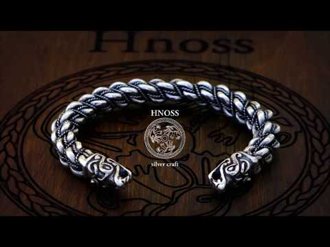Hnoss Silver Craft  - Slavic & Viking  Hand-made Jewelry 2018