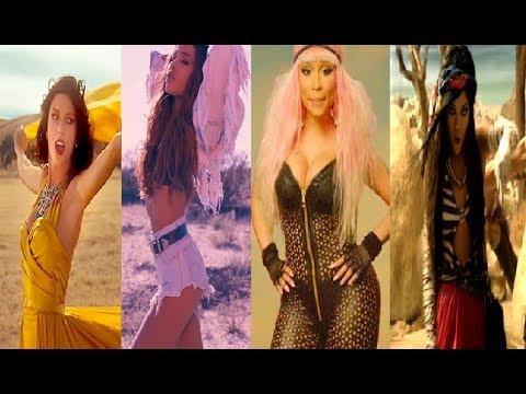 Top 30 Music Videos filmed In Desert