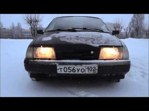 ИЖ 2126 Ода 2003. Обзор автомобиля