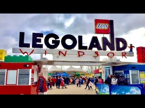Legoland Windsor Resort Vlog 18th March 2017