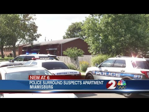 Miamisburg Police Surround Apartment Complex