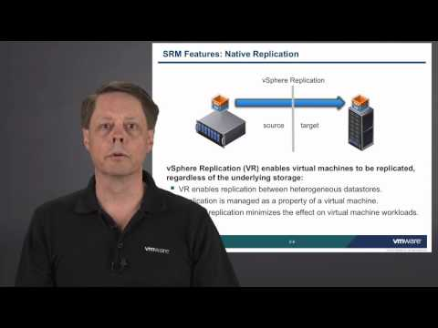 VMware vCenter SRM: Concepts, Architecture