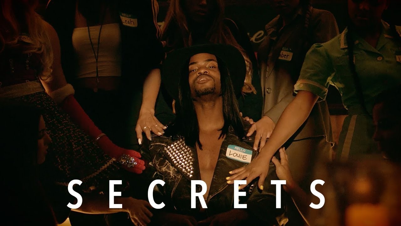 King Bach - Secrets (Official Video) chords | Guitaa.com