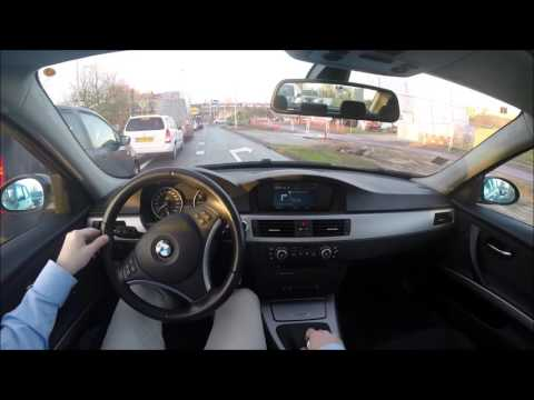 The co-drivers view: Amsterdam Zuidoost