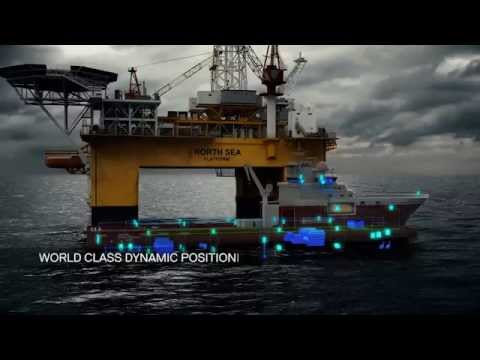 Kongsberg Maritime - The art of oil field development