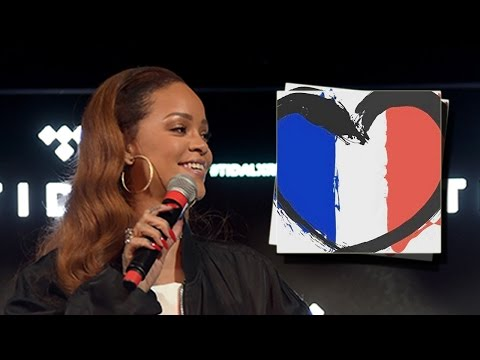 Rihanna Cancels Concert While in France During Terror Attack