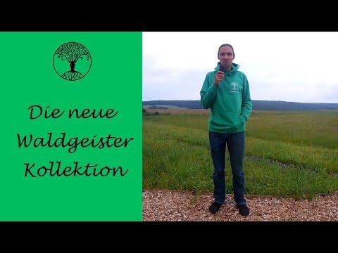 Die neue Waldgeisterkollektion