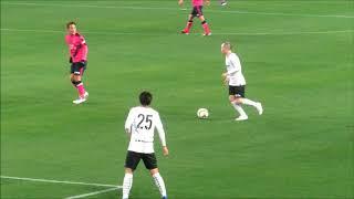 ビジャ・イニエスタ・ポドルスキ選手のボールタッチ セレッソ大阪xヴィッセル神戸 前半