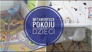 Metamorfoza pokoju dzieci - efekty po remoncie | domowa.tv