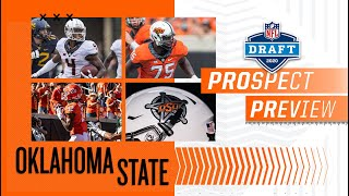 2020 NFL Draft Prospect Preview - Oklahoma State