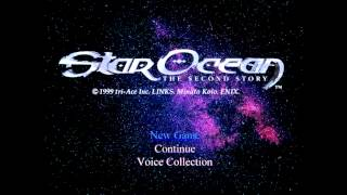 Star Ocean The Second Story Soundtrack  -  We Form in Crystals