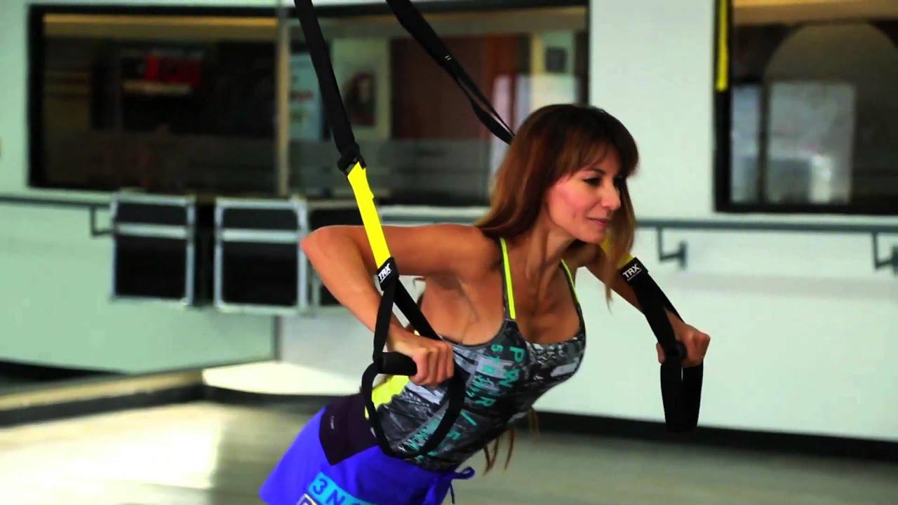 Ejercicios Super Efectivos En TRX Para Músculos Definidos