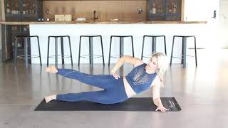 Mat Pilates Workout