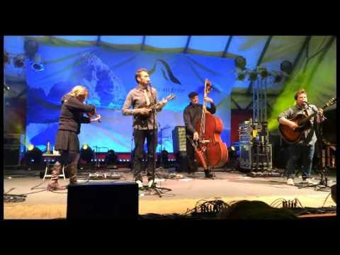nickel creek - this side - Targhee Bluegrass Festival - YouTube