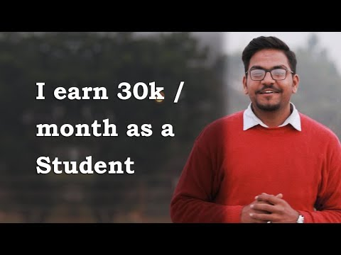 Shivansh Pandey - Earning 30K by giving Home Tuition while Preparing for CA