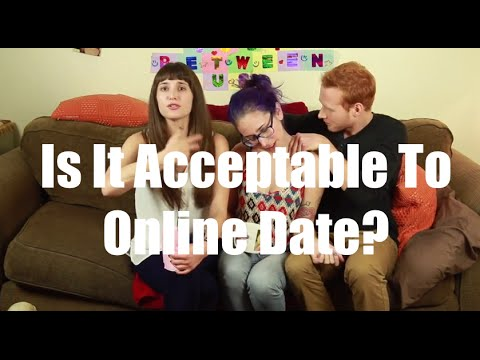 just dating online
