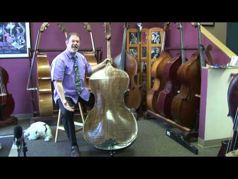 Lemur Music Presents Schuster Brothers Double Bass (c.1850) BAS232