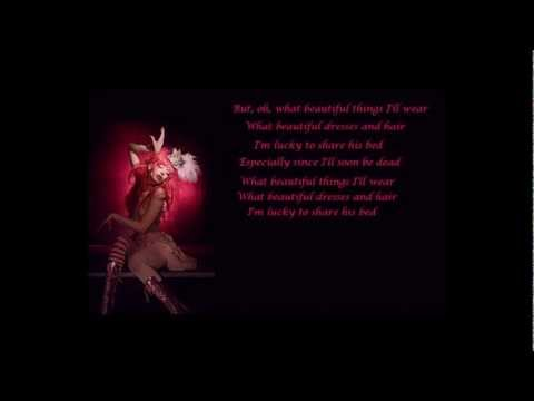 Marry Me - Emilie Autumn (with lyrics)