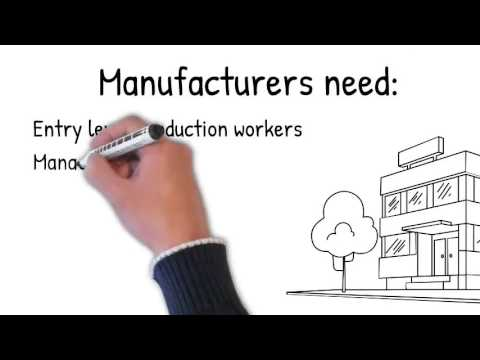 Georgia Manufacturing Jobs