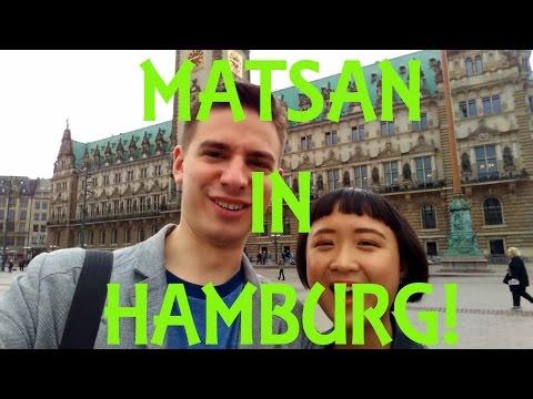 MATSAN IN HAMBURG!