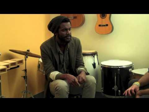 Gary Clark Jr. interview (A-Sides)