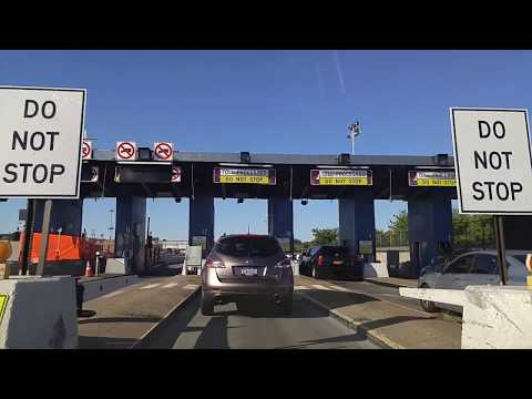 Driving from Glendale in Queens to Soundview in the Bronx,New York