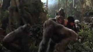 Greystoke's The Legend of Tarzan Lord of the Apes Voice-Over
