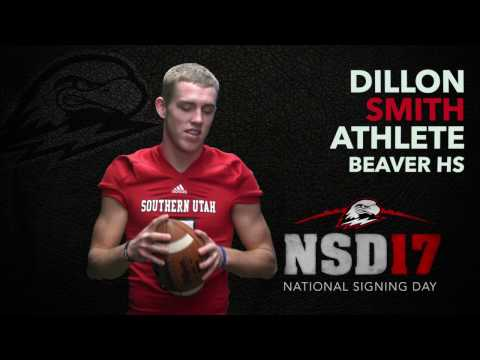 SUU NSD17 Dillon Smith