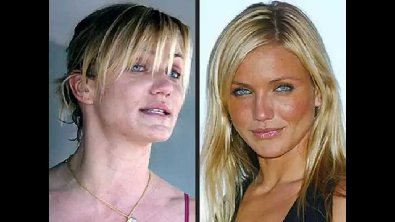 Celebs Who Look Amazing Without Makeup - Cosmopolitan