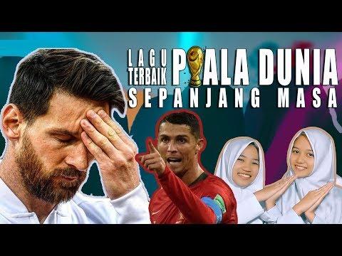 PIALA DUNIA 2018 Ricky Martin  The Cup of Life   Putih Abuabu