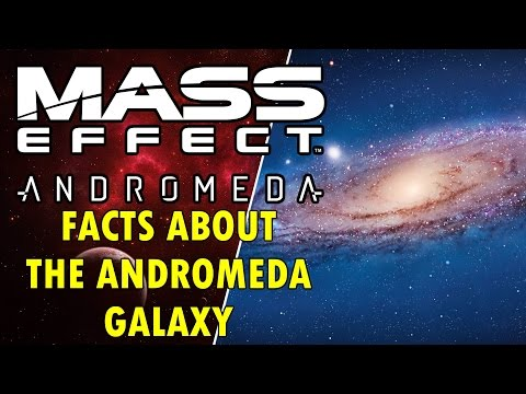 Mass Effect Andromeda - Facts About The Andromeda Galaxy