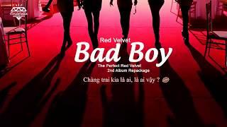 [Vietsub] Bad Boy - Red Velvet (레드벨벳)